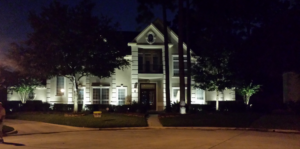 LED Landscape Lighting in Houston