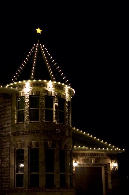 Christmas Lights Installation Houston