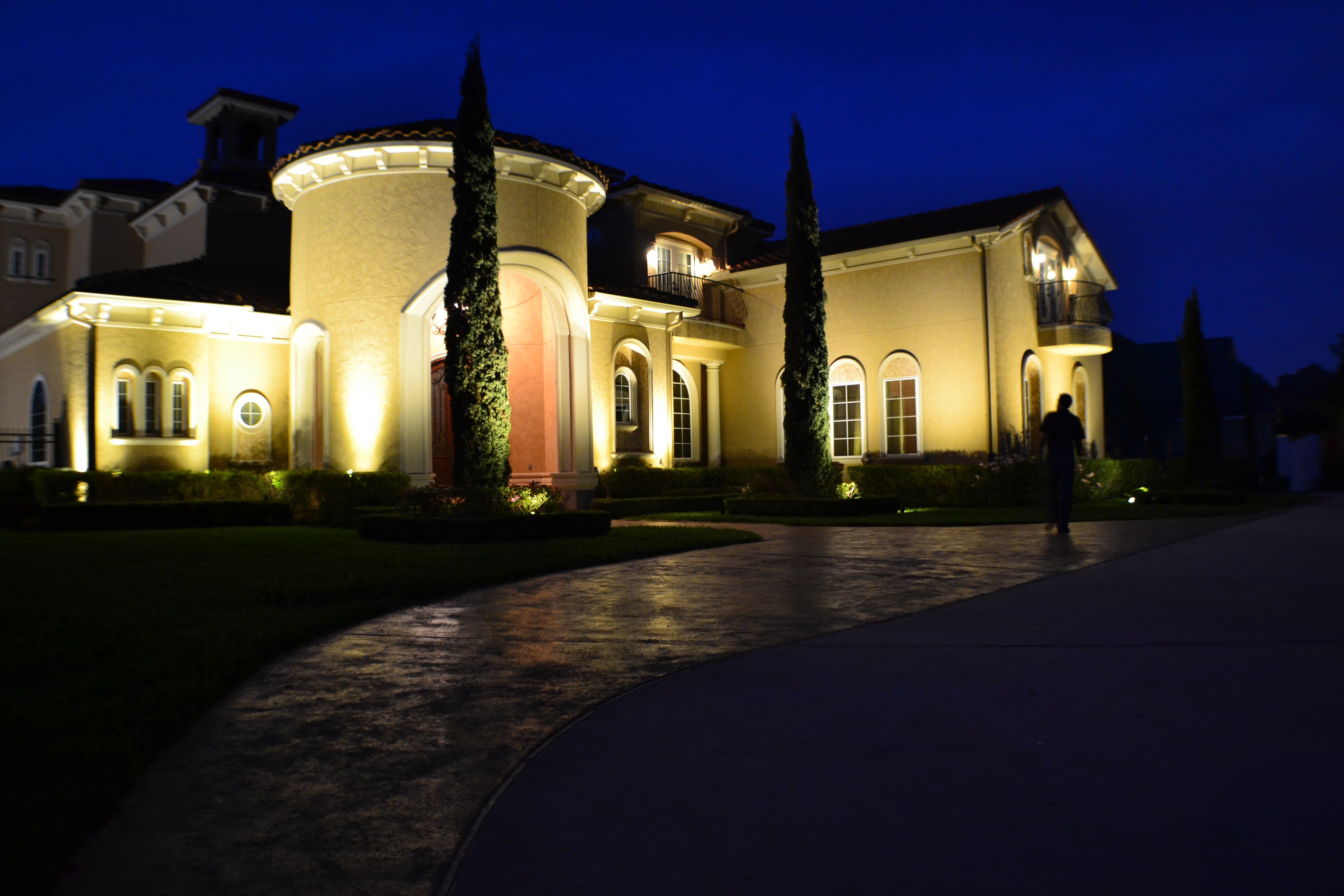 Front entry outdoor lighting houston front entry outdoor lighting aloadofball Image collections