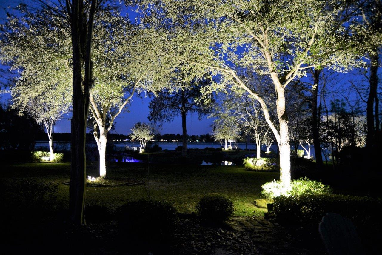 Outdoor Lighting In Houston Texas Affordable