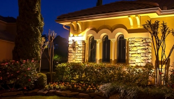 Landscape Lighting Designer Winner
