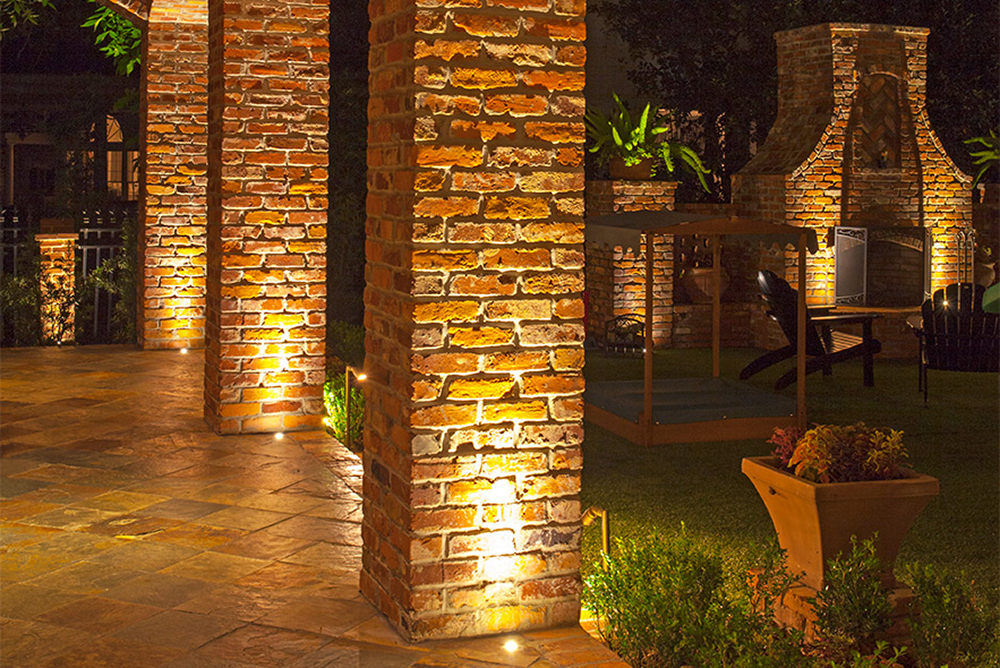 Outdoor Lighting Investment
